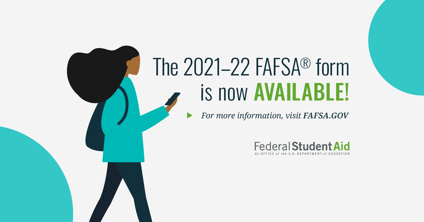 FAFSA Announcement